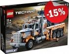LEGO 42128 Robuuste Sleepwagen, slechts: € 135,99