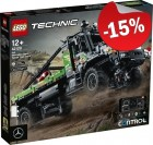 LEGO 42129 4x4 Mercedes-Benz Zetros Trial Truck, slechts: € 254,99