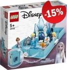 LEGO 43189 Elsa en de Nokk Verhalenboekavonturen, slechts: € 16,99
