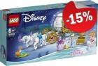 LEGO 43192 Assepoester's Koninklijke Koets, slechts: € 33,99