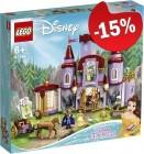 LEGO 43196 Belle en het Beest Kasteel, slechts: € 72,24