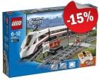 LEGO 60051 Hogesnelheidstrein