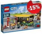 LEGO 60154 Busstation, slechts: ¬ 38,24
