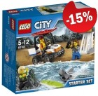 LEGO 60163 Kustwacht Startset, slechts: ¬ 8,49