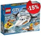 LEGO 60164 Reddingswatervliegtuig, slechts: ¬ 16,99