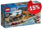 LEGO 60165 4x4 Reddingsvoertuig, slechts: ¬ 25,49
