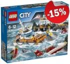 LEGO 60167 Kustwacht Hoofdkwartier, slechts: ¬ 84,99