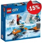 LEGO 60191 Poolonderzoeksteam, slechts: € 8,49