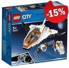 LEGO 60224 Satelliettransportmissie, slechts: € 8,49