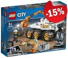 LEGO 60225 Testrit Rover, slechts: € 16,99