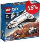 LEGO 60226 Mars Onderzoek Shuttle, slechts: € 25,49