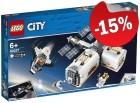 LEGO 60227 Ruimtestation op de Maan, slechts: € 46,74