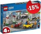 LEGO 60232 Garage, slechts: € 38,24