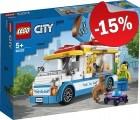 LEGO 60253 IJswagen, slechts: € 16,99