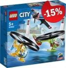 LEGO 60260 Luchtrace, slechts: € 25,49