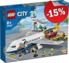 LEGO 60262 Passagiersvliegtuig, slechts: € 84,99