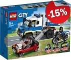 LEGO 60276 Politie Gevangentransport, slechts: € 16,99