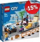 LEGO 60290 Skatepark, slechts: € 29,74