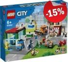 LEGO 60292 Stadscentrum, slechts: € 93,49