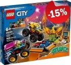 LEGO 60295 Stunt Show Arena, slechts: € 84,99