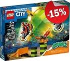 LEGO 60299 Stuntcompetitie, slechts: € 16,99