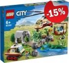 LEGO 60302 Wildlife Rescue Operatie, slechts: € 76,49