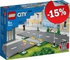 LEGO 60304 Wegplaten, slechts: € 16,99