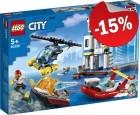 LEGO 60308 Kustpolitie en Brandmissie, slechts: € 38,24