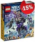 LEGO 70356 De Stenen Kolos der Ultieme Vernietiging, slechts: € 63,74