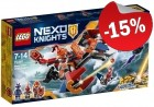 LEGO 70361 Macy's Bot Drop Draak, slechts: € 15,29