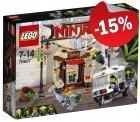 LEGO 70607 NINJAGO Achtervolging door de Stad, slechts: ¬ 16,99