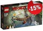 LEGO 70608 Meester Watervallen, slechts: ¬ 29,74