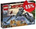 LEGO 70611 Waterstrijder, slechts: ¬ 38,24