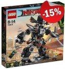 LEGO 70613 Garma Mecha Man, slechts: ¬ 59,49