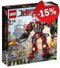 LEGO 70615 Vuurmecha, slechts: ¬ 67,99