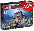 LEGO 70617 Tempel van het Ultieme Wapen, slechts: ¬ 93,49