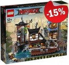LEGO 70657 NINJAGO City Haven, slechts: € 212,49
