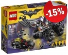 LEGO 70915 Two Face Dubbele Verwoesting, slechts: € 46,74