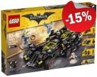 LEGO 70917 De Ultieme Batmobile, slechts: € 118,99