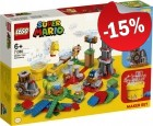 LEGO 71380 Makersset Beheers je Avonturen, slechts: € 55,24