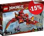 LEGO 71704 Kai Fighter, slechts: € 33,99