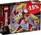 LEGO 71707 Kai's Mech Jet, slechts: € 16,99