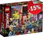 LEGO 71708 Gamer's Markt, slechts: € 29,74