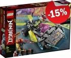 LEGO 71710 Ninja Tuning Auto, slechts: € 33,99