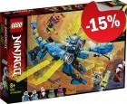 LEGO 71711 Jay's Cyberdraak, slechts: € 42,49