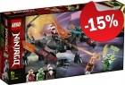 LEGO 71713 Keizerrijk Draak, slechts: € 25,49