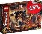 LEGO 71719 Zane's Mino-figuur, slechts: € 42,49