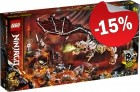 LEGO 71721 Skull Sorcerer's Draak, slechts: € 76,49