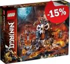 LEGO 71722 Skull Sorcerer's Kerkers, slechts: € 93,49