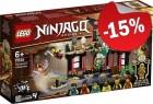 LEGO 71735 Toernooi der Elementen, slechts: € 29,74